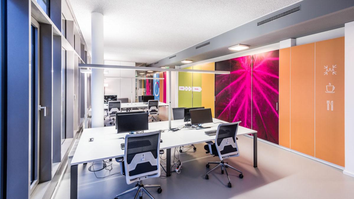 Interior Design, Deutsche Telekom Capital Partners Management GmbH
