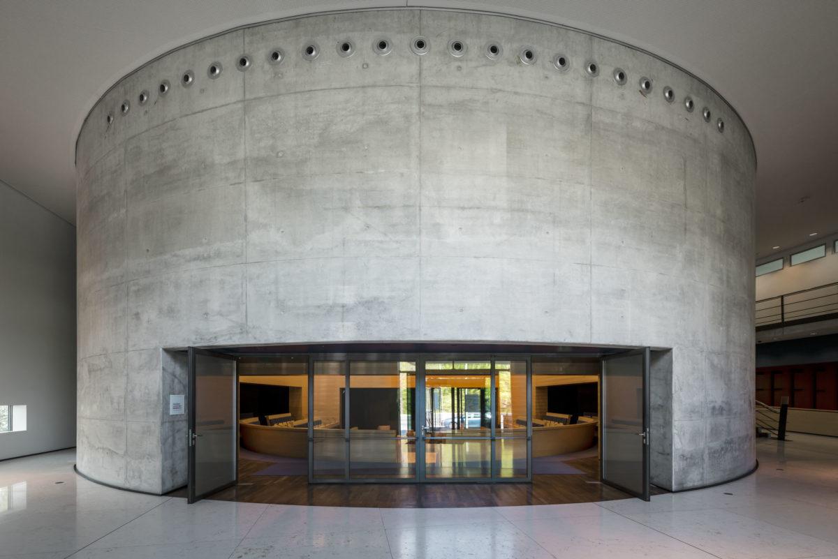Konrad-Adenauer-Stiftung e.V., Interieur