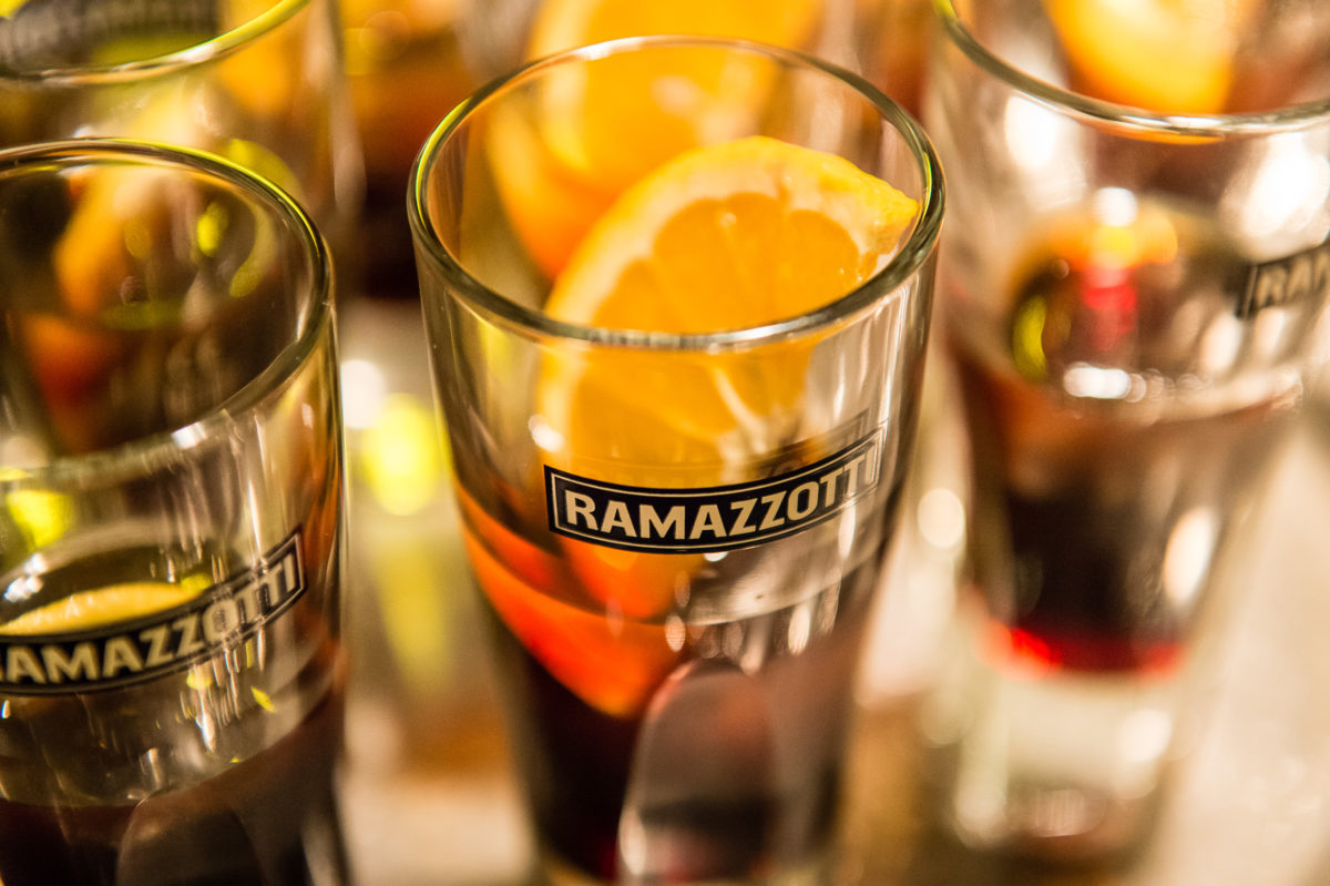 Ein Abend mit Luisa Giannitti / Ramazzotti