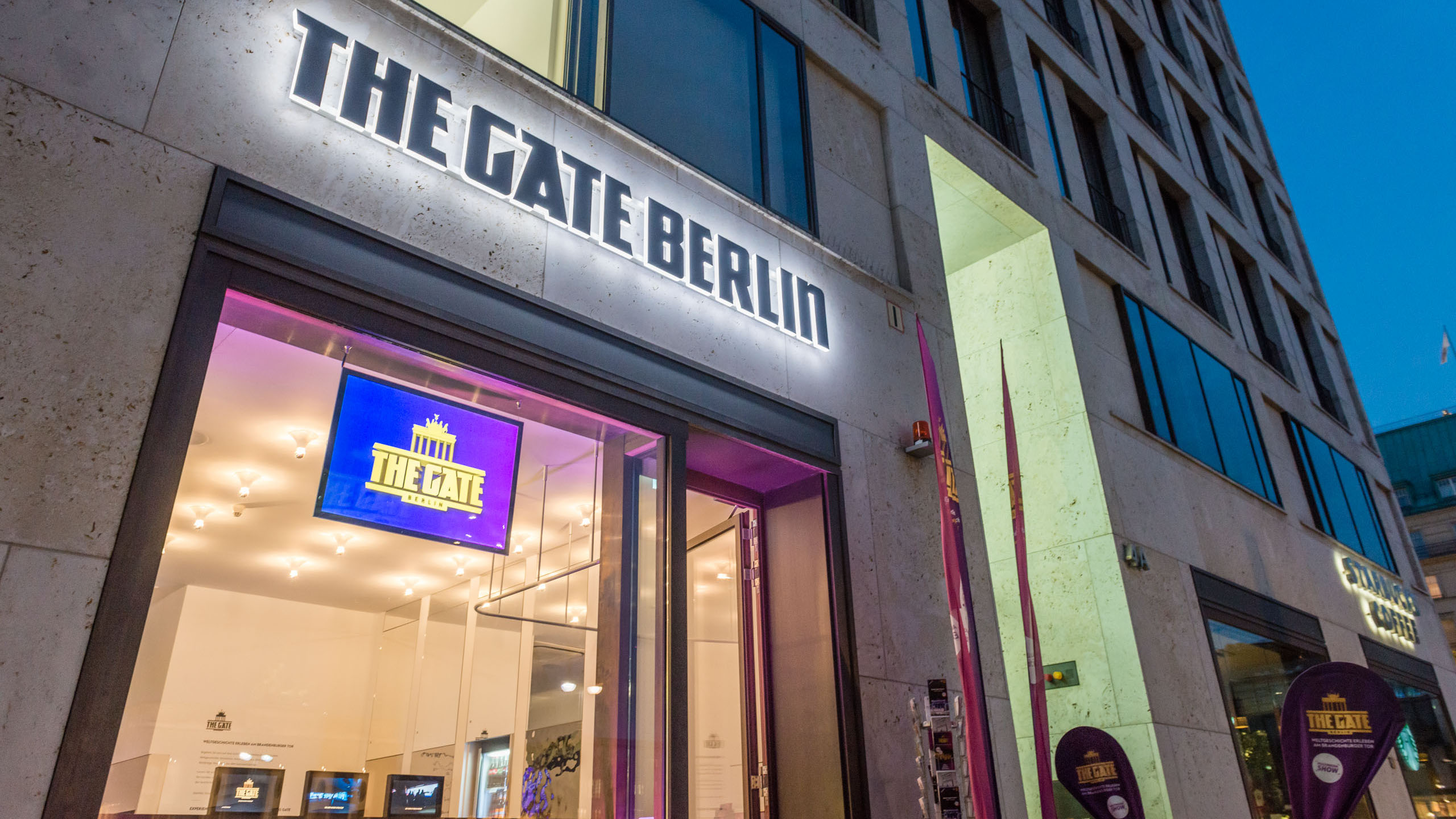 The Gate Berlin - Brandenburger Tor Museum