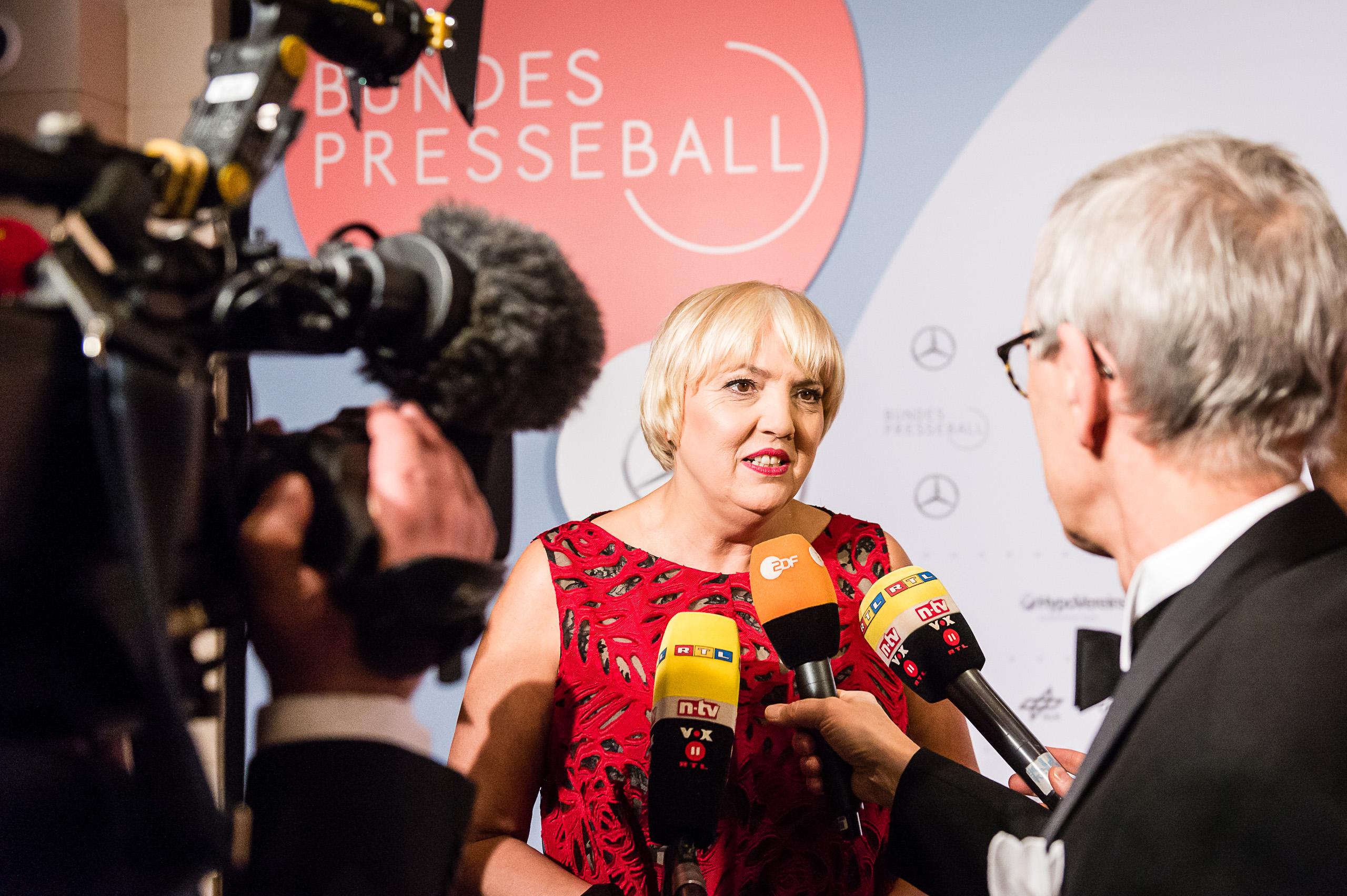 Bundespresseball 2016