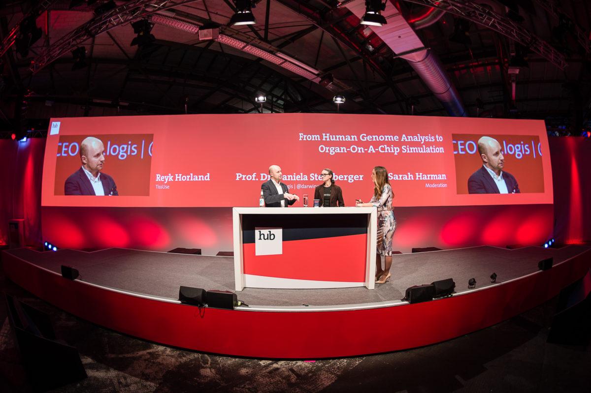 hub conference, Berlin