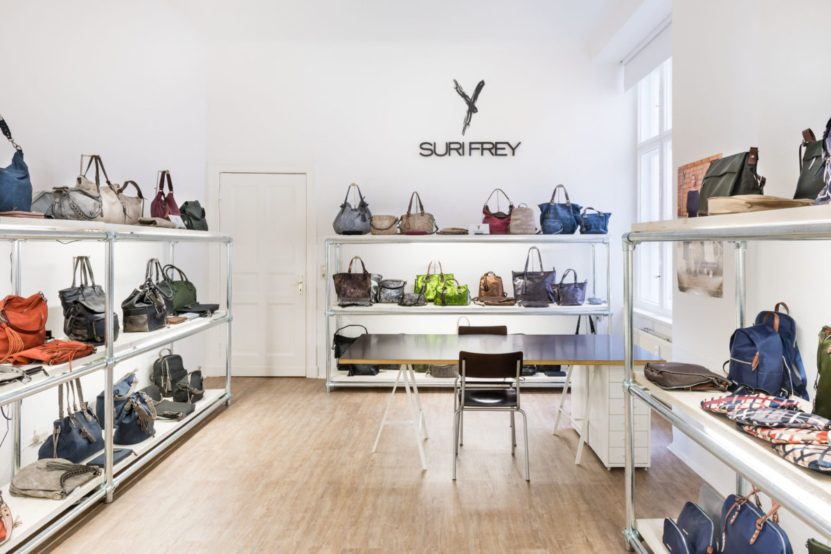 Showroom Katharina Rose Modeagentur