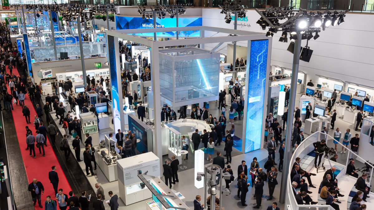 SIEMENS, Hannover Messe International