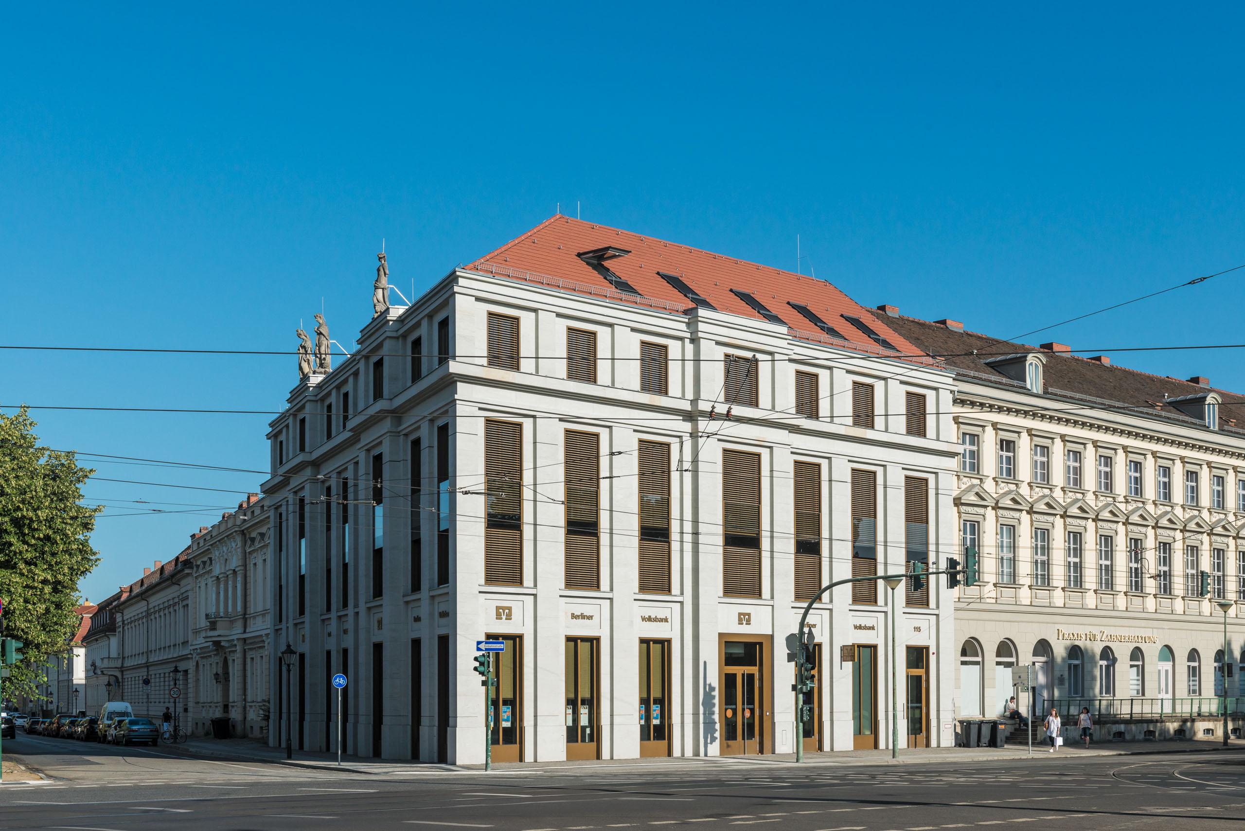 Berliner Volksbank, Potsdam