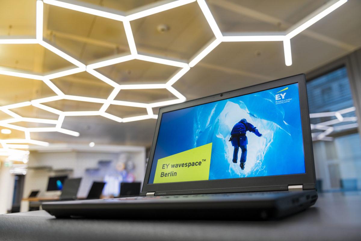 Digital Innovation Lab, EY