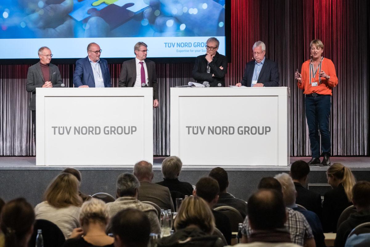 Betriebsräte-Versammlung, TÜV Nord