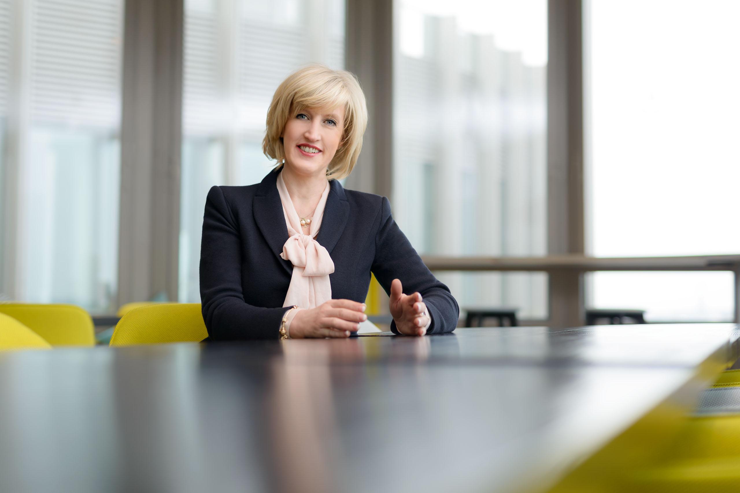 Business Portraits, EY © Heidi Scherm