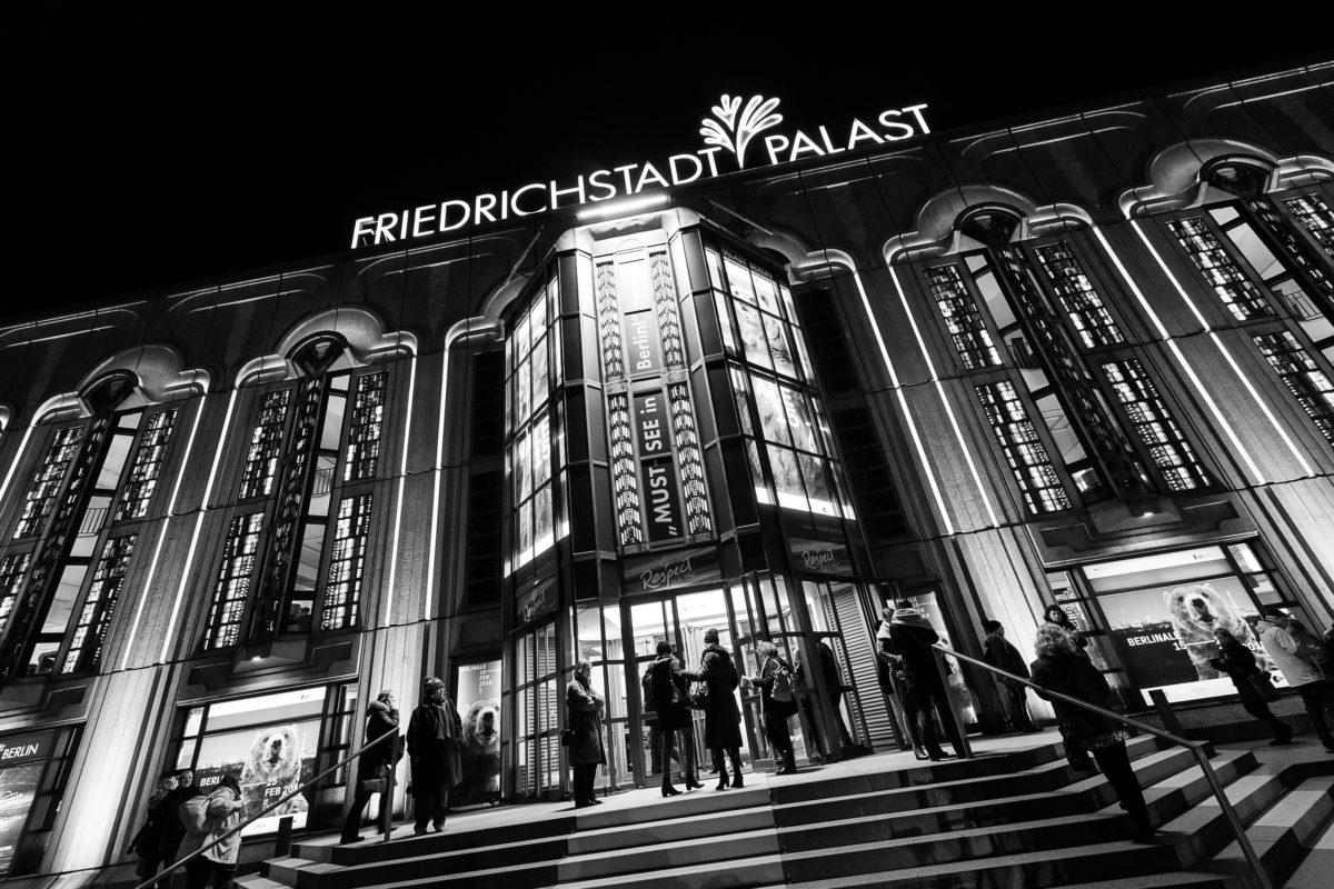 BERLINALE  FESTIVAL / Orchester Jakobsplatz München,
