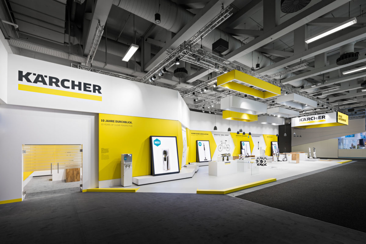 Kärcher, IFA Berlin