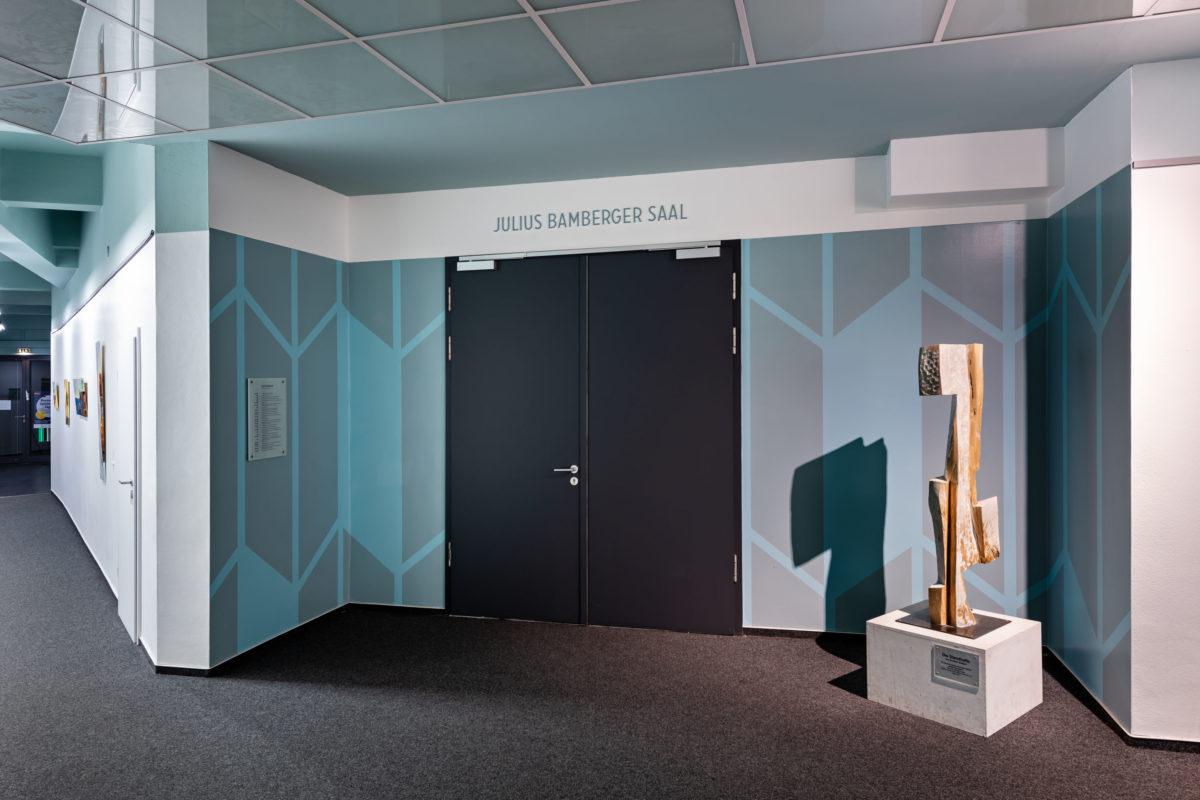 Bamberger Haus, Leitsysteme VHS Bremen