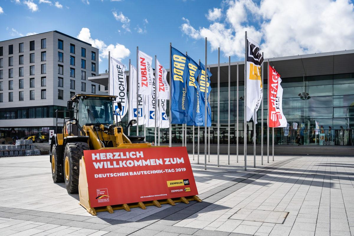 DEUTSCHER BAUTECHNIK-TAG, Stuttgart