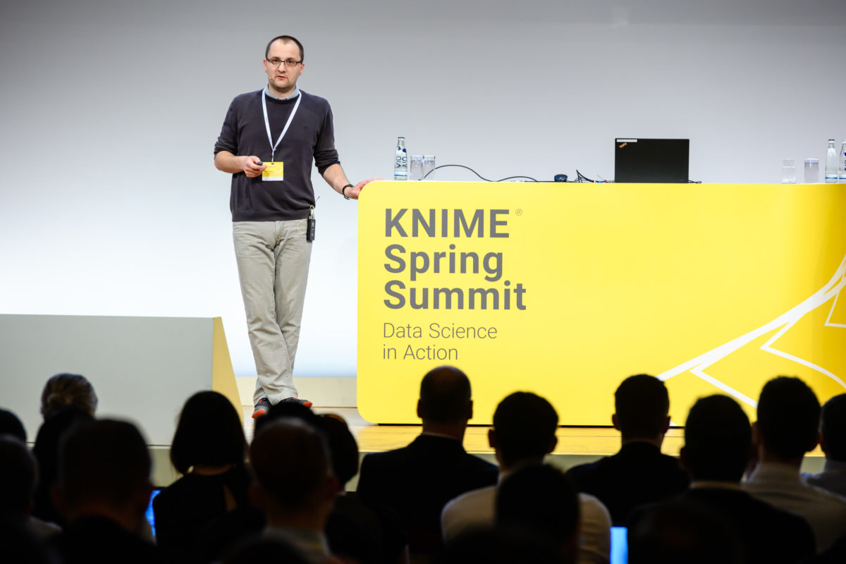 KNIME Spring Summit