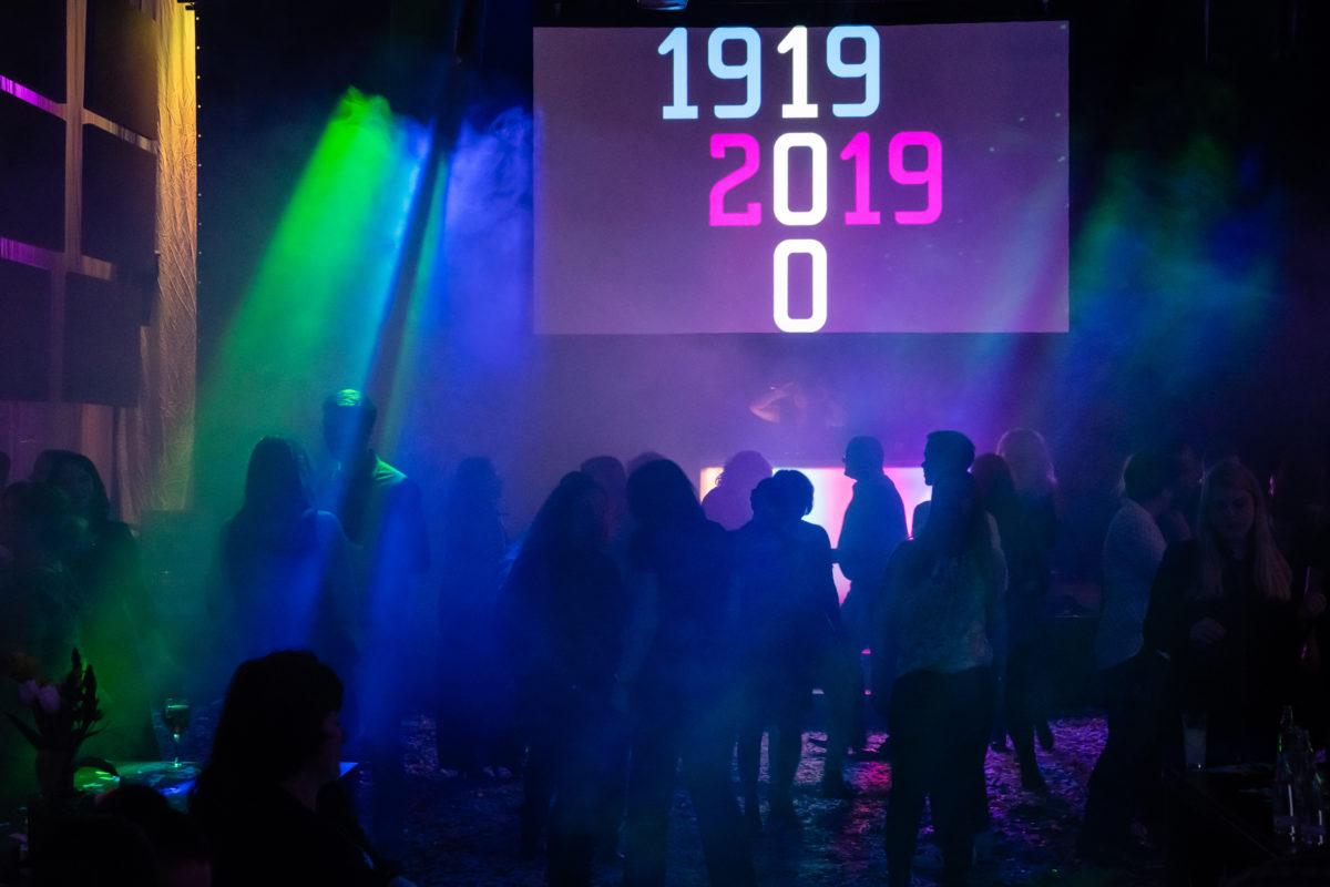 100 Jahre Hruby / Event