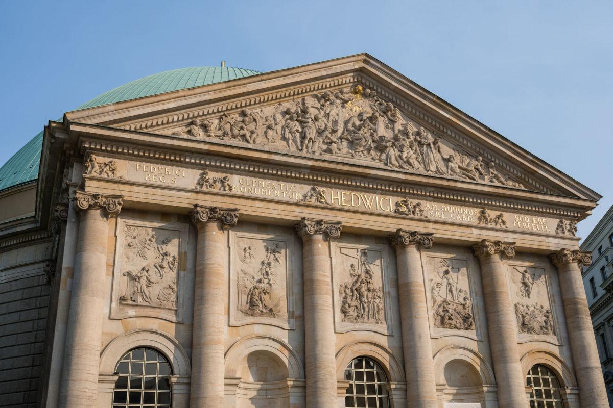 Sankt Hedwigs-Kathedrale, Erzbistum Berlin