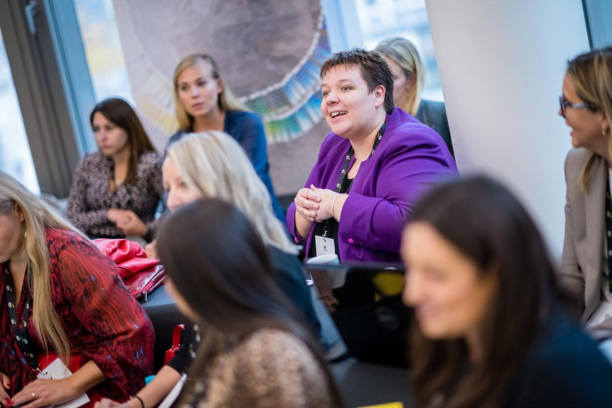 Entrepreneurial Winning Women Conference, EY