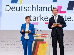 32. Bundesparteitag CDUttrust_portfolio