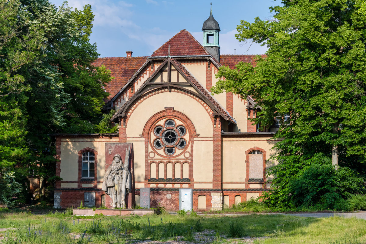 Kultur Beelitz-Heilstätten