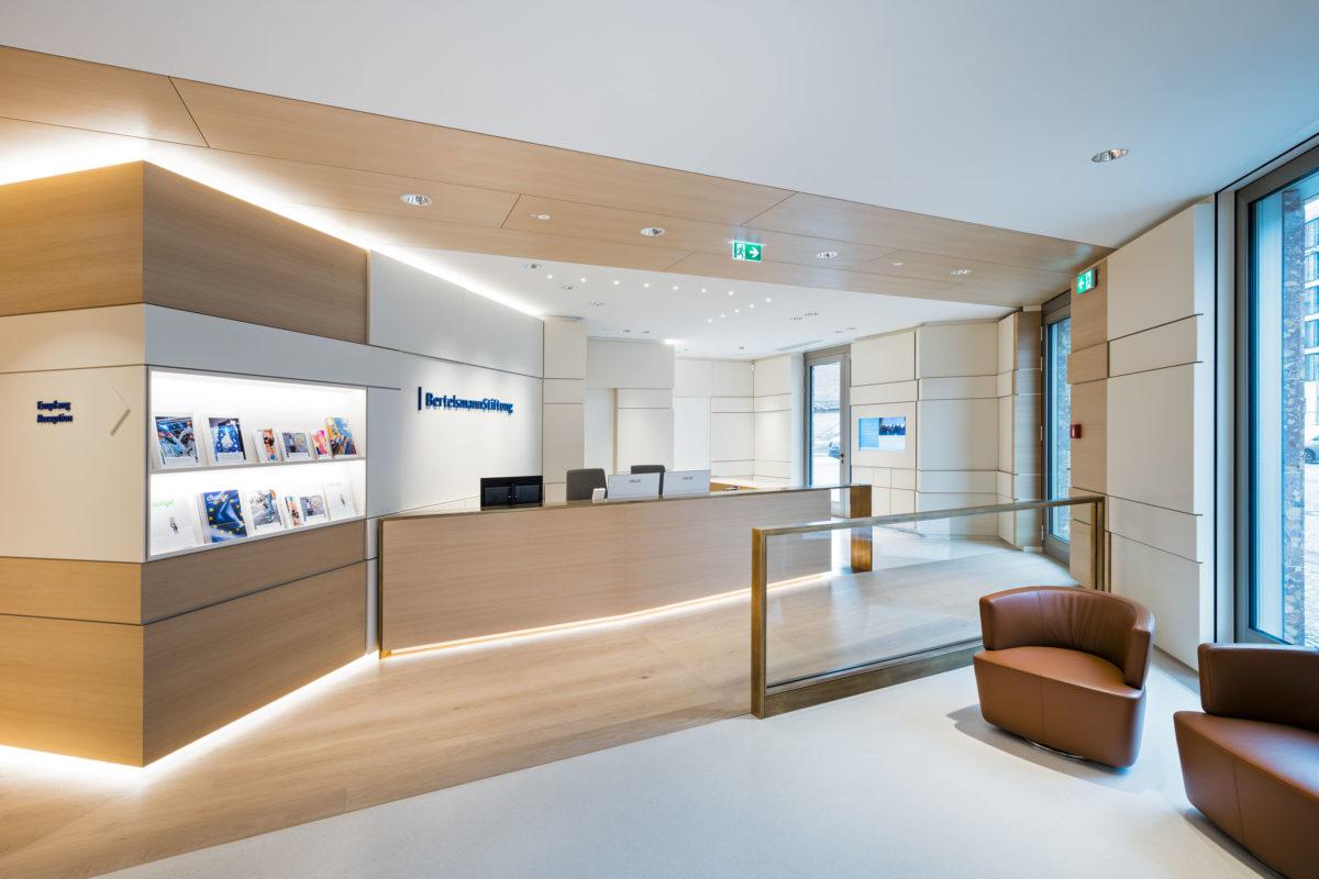 Bertelsmann Stiftung, Exhibition Design