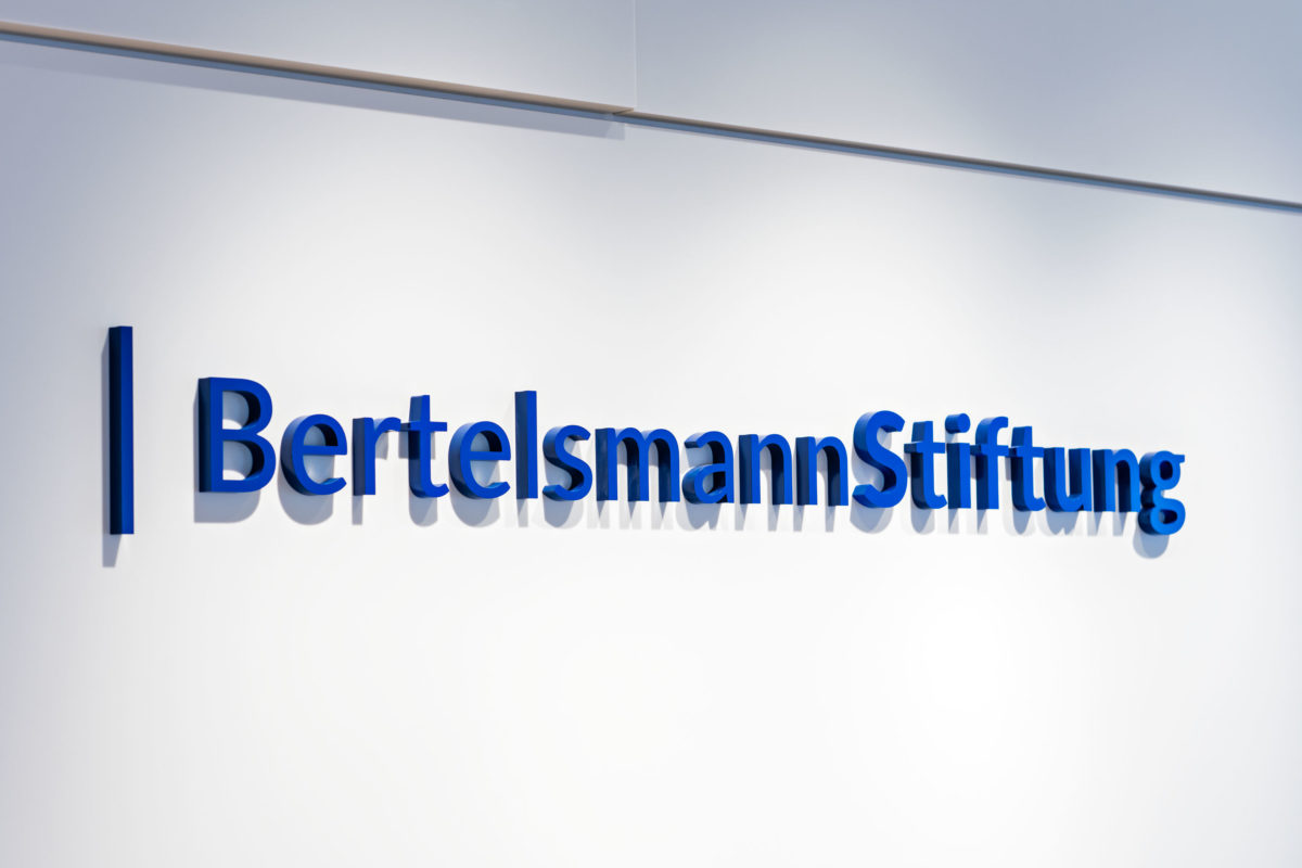 Bertelsmann Stiftung, Exhibition Design