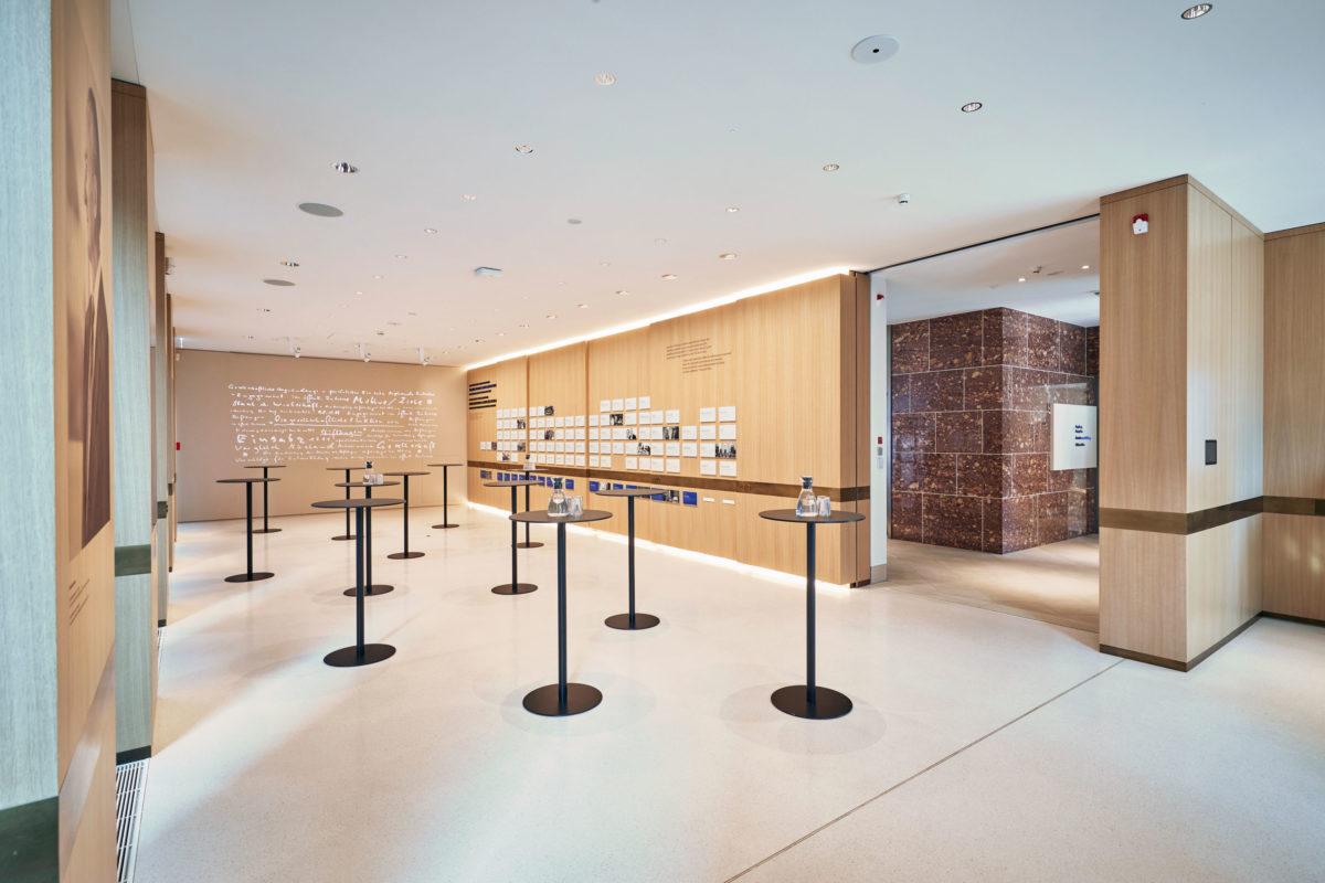 Bertelsmann Stiftung Berlin, Interieur