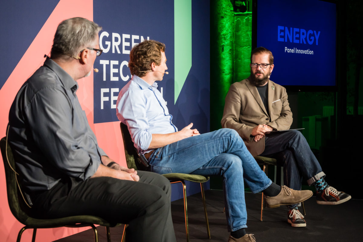 GREENTECH FESTIVAL CONFERENCE